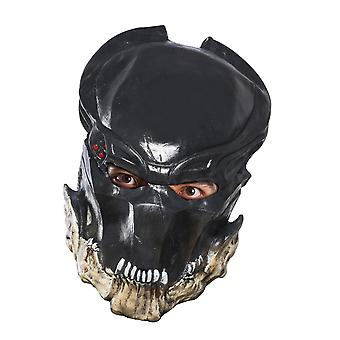 Predator 3/4 Vinyl Mask For Adults