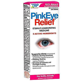 The relief products pink eye relief drops, 0.33 oz
