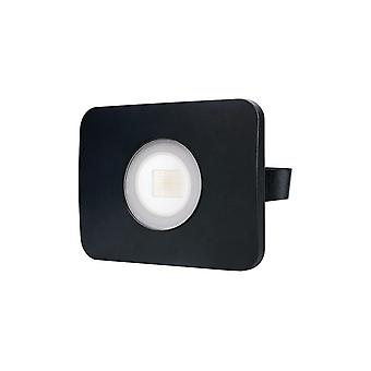 Integral - LED Floodlight 20W 4000K 1800lm Gen II Matt Black IP65 - ILFLC026