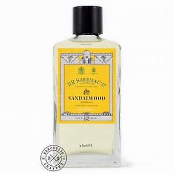 D R Harris sándalo Aftershave 100ml
