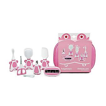 The Neat Nursery Character Care Grooming Kit Pink