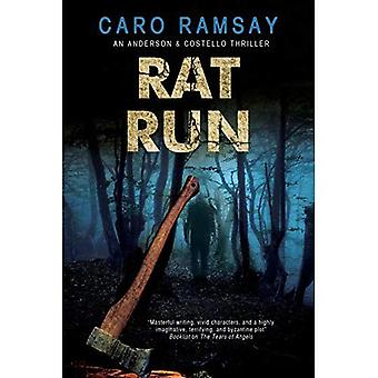 Rat Run (An Anderson & Costello Mystery)