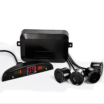Car parking sensor - 4x sensors, distance alarm