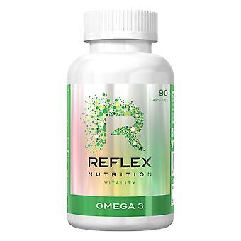 Reflex ernæring Omega 3 kapsler