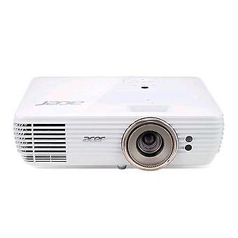 Acer v7850 videoprojector dlp 2160p 2,200 ansi lume contrast 1,000,000:1 color white