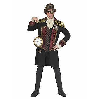 Steampunk Noble Explorer Men's Costume Inventor Victorian Nobleman Men's Costume