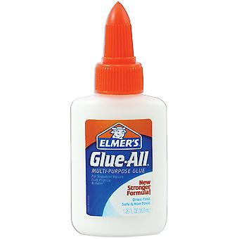 Elmers Glue All Multi Purpose Glue 1.25 Ounces E1323