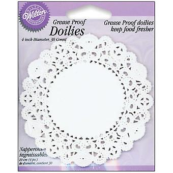 Grease Proof Doilies 4