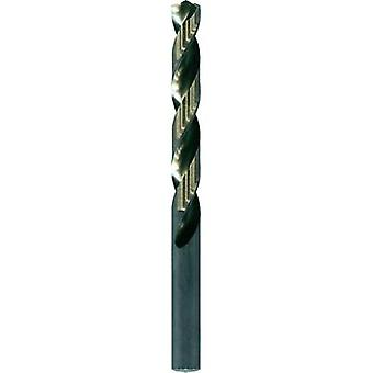 HSS Metal twist drill bit 10 mm Heller 28648 0 Total length 133 mm cut Cylinder shank 1 pc(s)