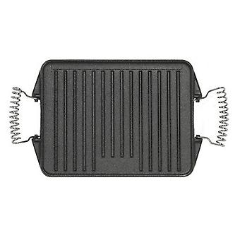 Comgas Iron rectangular cast iron 21x27 cm. (43P)