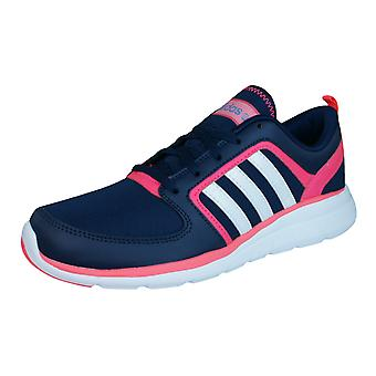 adidas Neo X Lite Womens Trainers / Shoes - Blue