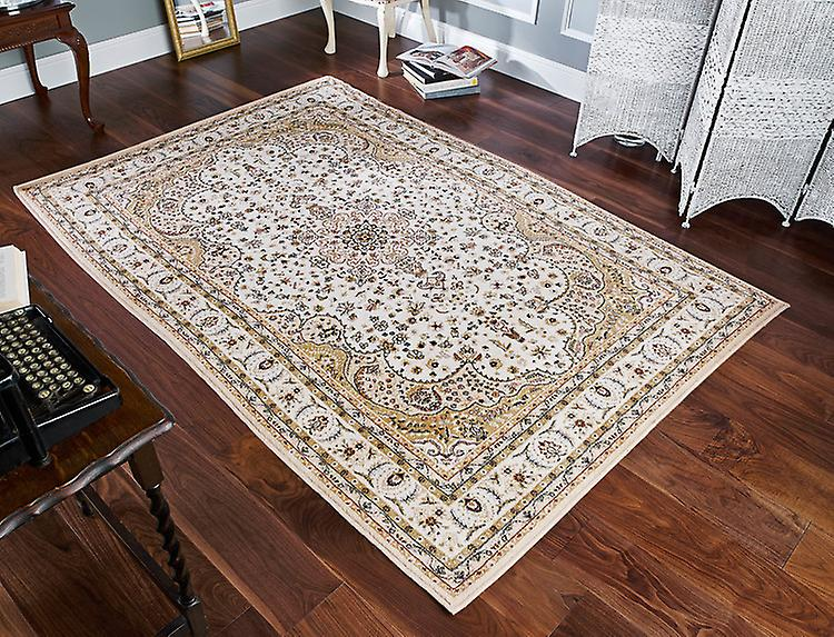 Royal Classic  217W Shades of beige, cream and red Rectangle Rugs Traditional Rugs