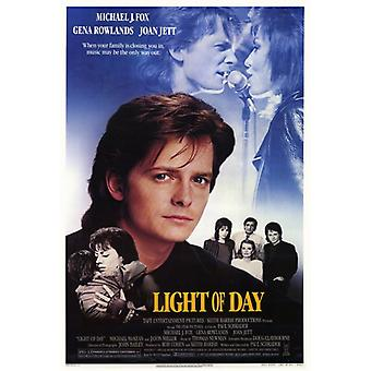 Light of Day Movie Poster Print (27 x 40)
