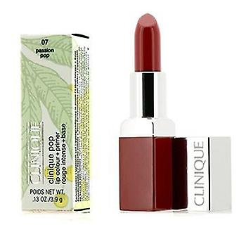 Clinique Clinique Pop Lip Colour + Primer - # 07 Passion Pop - 3.9g/0.13oz