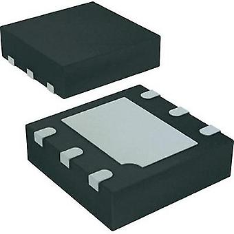 Logic IC - Transducer Fairchild Semiconductor FXLP34L6X Converter, Unidirectional MicroPak 6