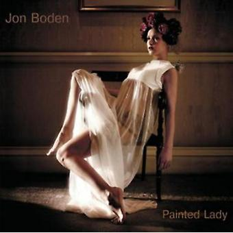 Painted Lady (10th Anniversary Edition) by Jon Boden