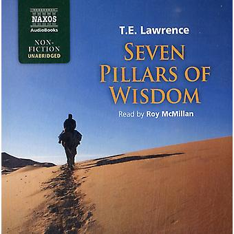 Lawrence: The Seven Pillars of Wisdom (Unabridged) (Audio CD) by Lawrence T. E.