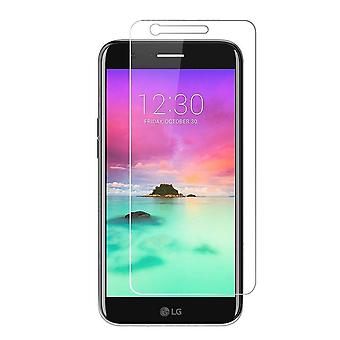100% Genuine Premium Tempered Glass Screen Protector Film For LG K10 2017