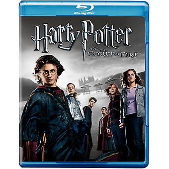 Harry Potter & Goblet of Fire [Blu-Ray] USA import