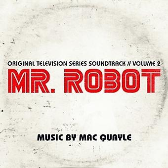 Mac Quayle - hr. Robot sæson 1 Vol 2 [Vinyl] USA import