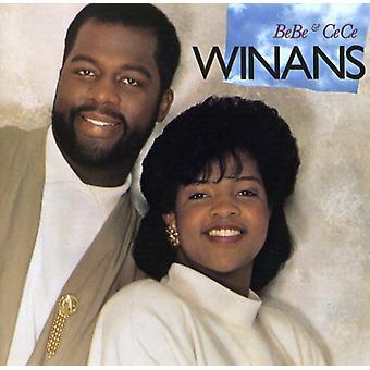 Bebe Winans & Cece - Bebe & Cece Winans [CD] USA import