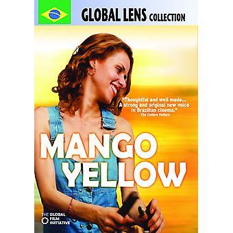Mango Yellow [DVD] USA import