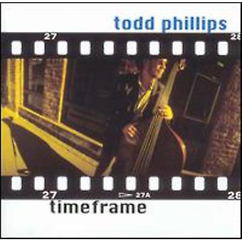 Todd Phillips - tidsram [CD] USA import