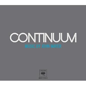 John Mayer - Kontinuum [CD] USA import