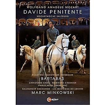 Davide Penitente [DVD] USA importerer