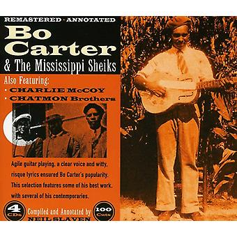 Bo Carter & the Mississippi Sheiks - Bo Carter & the Mississippi Sheiks [CD] USA import