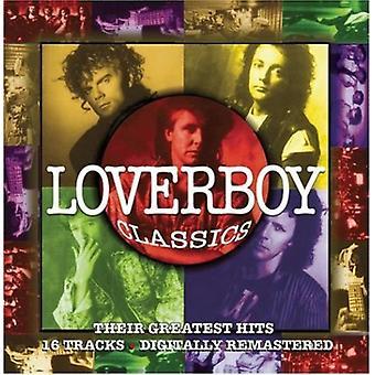 Loverboy - Loverboy Classics [CD] USA import
