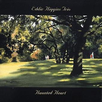 Eddie Higgins - hjemsøgt hjertet [CD] USA import