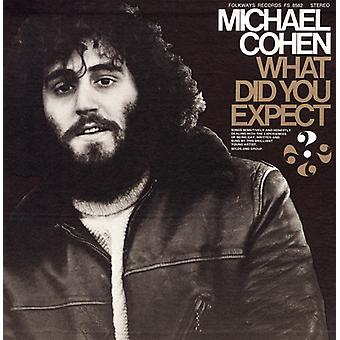Michael Cohen - What Did You Expect...?: Songs About the Experienc [CD] USA import