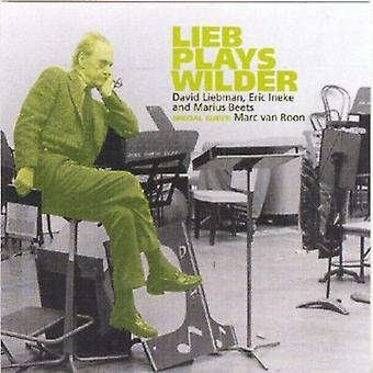 David Liebman - Lieb spiller Wilder [CD] USA import