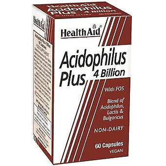Health Aid Acidophilus plus 60cap