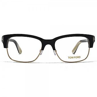Tom Ford FT5307 occhiali In nero lucido
