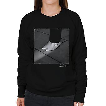 Joe Jackson Blick scharf Album Ärmel Damen Sweatshirt
