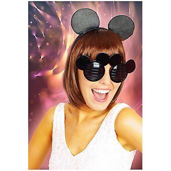 Glasögon Mickey Bril