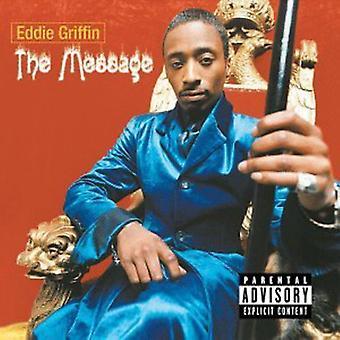 Eddie Griffin - Message [CD] USA import