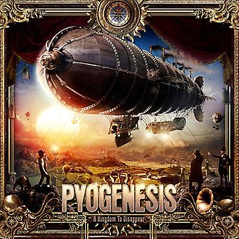 Pyogenesis - A Kingdom to Disappear [CD] USA import