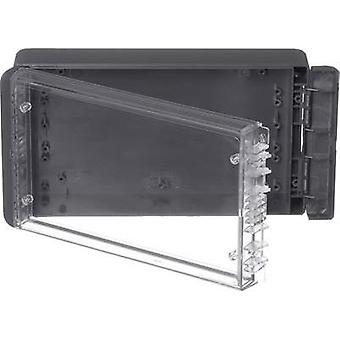 Wall-mount enclosure, Build-in casing 125 x 231 x 60 Polycarbonate (PC)