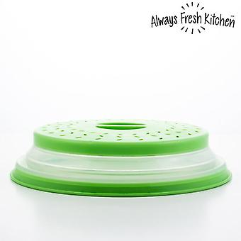 Bigbuy Foldable lid for microwave Tap It Tap