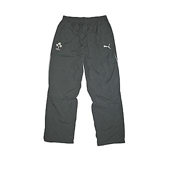 Puma Ireland Rugby Woven Track Pants [ebony/white]