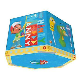 Disney Handy Manny hanging lamp paper shade