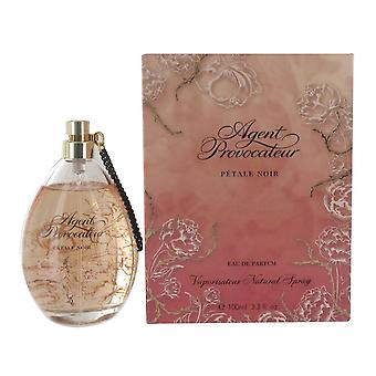 Agent Provocateur Petal Noir 100ml Eau de Parfum Spray for Women