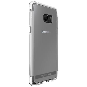 Tech21 Evo Frame Case for Samsung Galaxy Note 7 - Clear/White