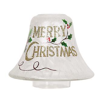 Aroma Merry Christmas Candle Jar Lamp