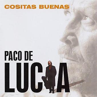 Paco De Lucia - Cositas Buenas [CD] USA import