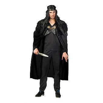 Medieval Warrior costume Mr barbarian rulers of the 7 kingdoms mens costume