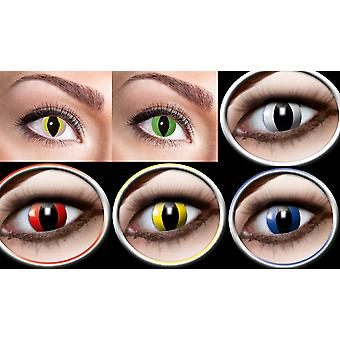 Cat cat eye contact lenses contact lenses